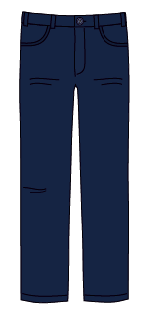 Trousers Unisex Primary