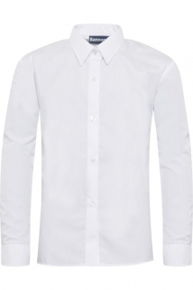 Shirt long sleeves dualpack (35% Cotton 65% Polyester)